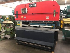 Guifil 110 Ton Hydraulic Press Brake 100 Bending Length Automec Backgauge