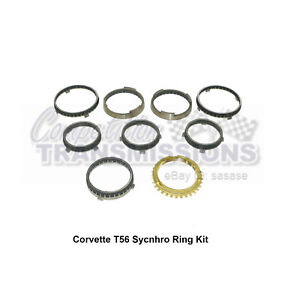 T56 Synchro Ring Kit Corvette Gto Cts V Tremec 6 Speed
