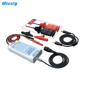 Micsig Oscilloscope Dp20003 5600v 100mhz High Voltage Differential Probe Kit Usb