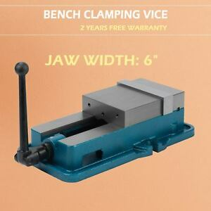 6 Accu Lock Vise Bench Clamp Clamping Vice Precision Milling Drilling Machine