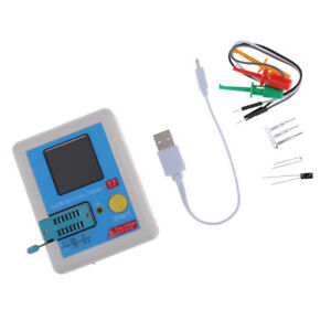 Lcr t7 Tft Transistor Tester Multifunction Capacitance Meter Screen Display