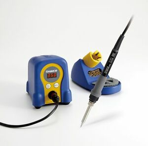 Hakko Fx888d 23by Digital Soldering Station Fx 888d Fx 888 blue Yellow