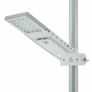 Alpha 1080x Street Light 3 mode Setting Lithium Battery Wide Angle 4 axis