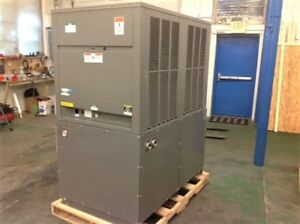 New 10 Ton Air Cooled Chiller N American Made Lrg Tank Indoor outdoor R410a