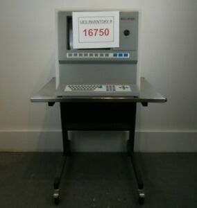 Mrc Materials Research A120024 Sputtering System Remote Stand Eclipse Star Used