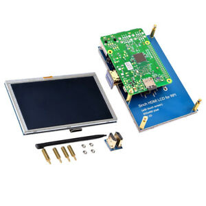 5 Inch Hdmi Touch Screen Tft Lcd Panel Module W Touch Pen For Raspberry Pi
