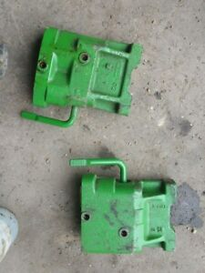 John Deere Oem Scv Hydraulic 8030 Series Late Style Used Select Control Valves