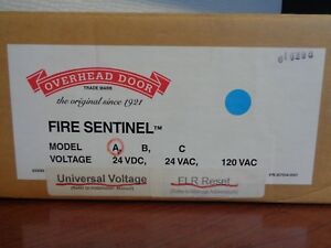 New Overhead Door Model A Solid State Fail safe Unit P n307523 0001