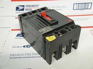 General Electric Thed136070 Circuit Breaker