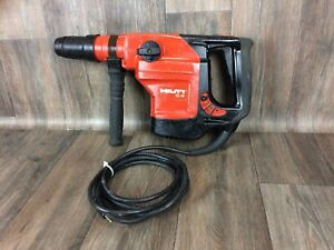 Nice hilti Te 46 Rotary Hammer Drill Sds Top Te t 13 9 Amp Combihammer 35 40 56