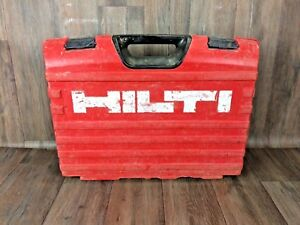 Case For Hilti Te 46 56 60 Jack Hammer Rotary Drill Combihammer Demo Sds Y T