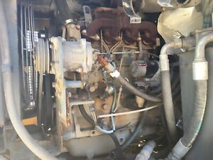 John Deere 4045t 4045tf150 Turbo Diesel Engine Running Takeout