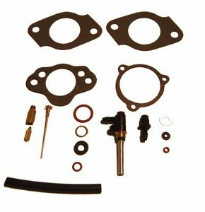 New Pair Of Carburetor Rebuild Kits Mgb 1969 1970 1 1 2 Su Hs4 Made In The Uk