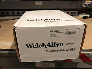 Welch Allyn 76710 Wall Transformer For Otoscope Opthalmoscope 76710 New