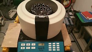 Bd Clay Adams Dynac Iii Centrifuge 24 Place Rotor And Tubes Sn 3460057