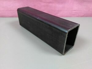 Steel Square Rectangle Tube Stock 1 4 0 25 Wall 3 H X 4 W X 12 L 1 25
