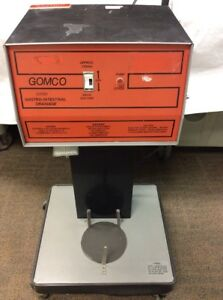 Gomco 6000 Mobile Gastro intestinal K7452 Drainage Thermotic Suction Pump 62110s