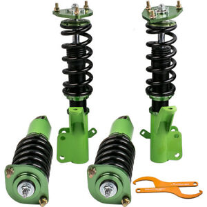 Full Coilover For Honda Civic Em2 2001 2002 2005 Coupe Suspension Height