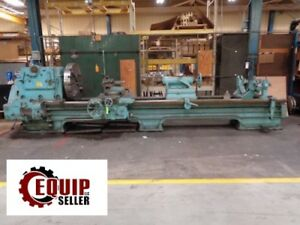 Sidney Engine Lathe 36in X 144 In Milling Machine Free Loading