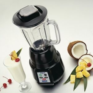Waring Commercial Nublend Bar Blender With Electronic Membrane 44 Oz