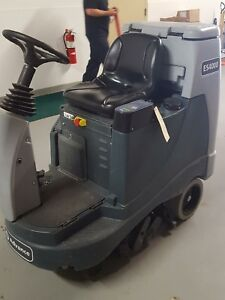 Advance Es4000 Ride On Carpet Steam Cleaner sweeper will Deliver