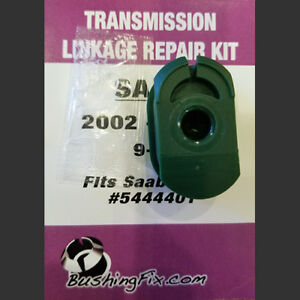 Saab 9 5 Automatic Transmission Shifter Cable Repair Kit W Bushing Easy Install