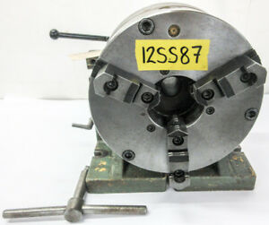 Bison 12 Super Spacer Indexes 6 Positions Bison 3 Jaw Chuck