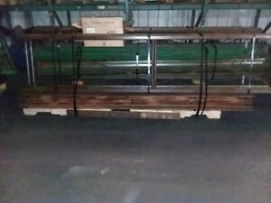 Heavy Duty Metal Pallet Shelving