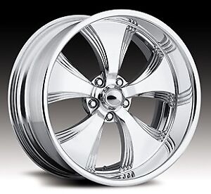 Pro Wheels Killer 17 Polished Aluminum Billet Forged Wheels Rims Intro Foose Us
