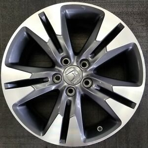 18 Honda Crosstour Factory Oem Alloy Wheel Rim 18x7 2013 2015