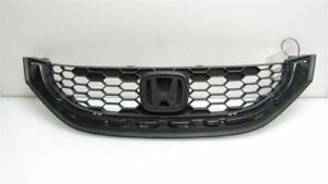 Honda Civic Grille 71121 Tr3 A0 M1 Upper Grill Eom 13 14 15 2013 2014 2015
