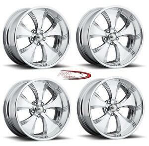 22 Pro Billet Wheels Rims Killer 5 American Mags Forged Us Line Aluminum