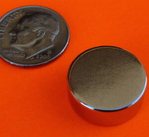 Box Of 198 N52 Super Strong Neodymium Magnets 5 8 In X 1 4 In Disc r