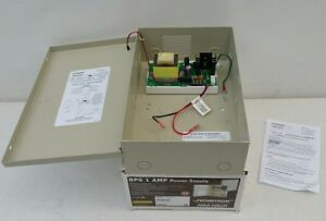 Assa Abloy Securitron 1 Amp Power Supply Wall Panel Cabinet 24vdc 1a Bps 24 1