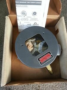 Mercoid Controls Type Daf 31 2 R 8 Switch 9 51 Pressure Switch n o s