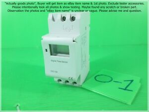 Thc15a Digital Time Switch As Photo Sn 1349 Ftu D m