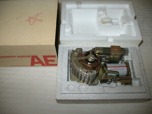 Rotary Stepping Switch 6 Pole 12 Position Nos Automatic Electric Pw 56408
