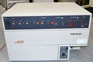 Becton Dickinson Facscan Automated Flow Cytometer