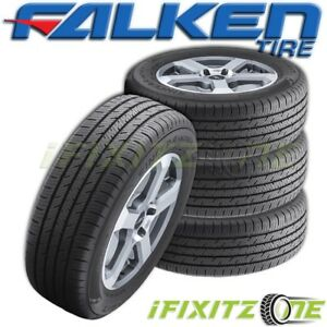 4 Falken Sincera Sn250 A S 215 60r16 95v All Season High Performance Tires