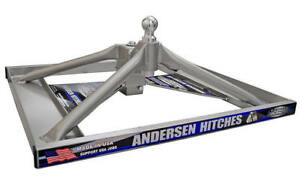 Andersen 3221 Ultimate 5th Wheel Connection Gooseneck Version With Coupler