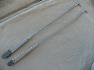 Windshield Wiper Arm Set 1978 1987 Monte Carlo Regal El Camino Cutlass Malibu