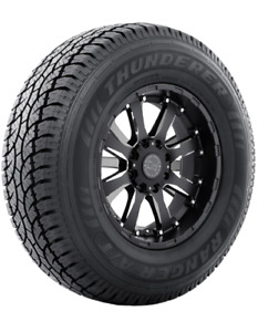 4 New Thunderer Rangers At R404 Lt245 75r16 245 75 16 2457516 Tires