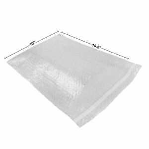 200 Bubble Out Bags 10x15 5 6 Wrap Pouches Envelopes Self sealing