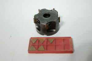 Sandvik Coromant Ra 262 2 063 Indexable 2 1 2 Face Mill Tpu 321
