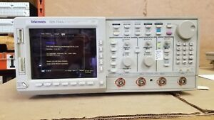Tektronix Tds754a Color 4 Channel Digitizing Oscilloscope Passes Self Test