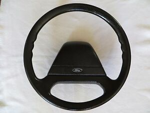 Vintage Steering Wheel Ford Sierra 1982 1987