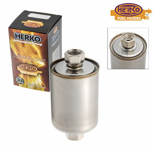 Herko Fuel Filter Fgm03 For Chevrolet Pontiac Cadillac Buick 1986 2007