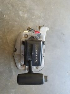 1987 1993 Mustang Automatic Aod Floor Shifter
