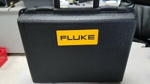 Fluke C101 Plastic Hard Case 14 11 5 4 25 O d No Foam