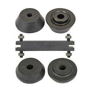 1946 1947 1948 Dodge Flathead 6 Complete Motor Mount Kit D24 Deluxe Coupe